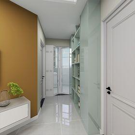 50平米小户型现代简约风格走廊图片大全