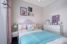120平米三室两厅北欧风格儿童房图