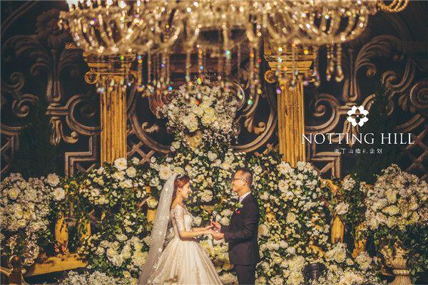 东方卫视主持人朱奕静的童话般婚礼
