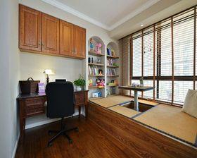 经济型120平米三室两厅混搭风格卧室图片大全