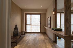 富裕型30平米以下超小户型中式风格走廊效果图
