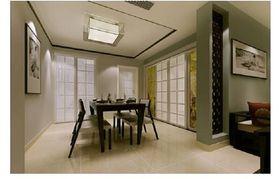 经济型130平米三室两厅中式风格餐厅装修案例