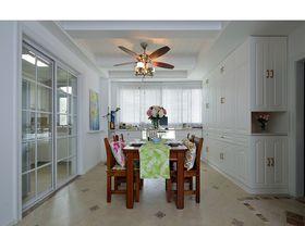 10-15万130平米三室两厅美式风格餐厅效果图