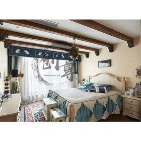 130平米三法式风格卧室图片大全