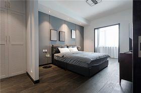 100平米三室两厅现代简约风格卧室欣赏图