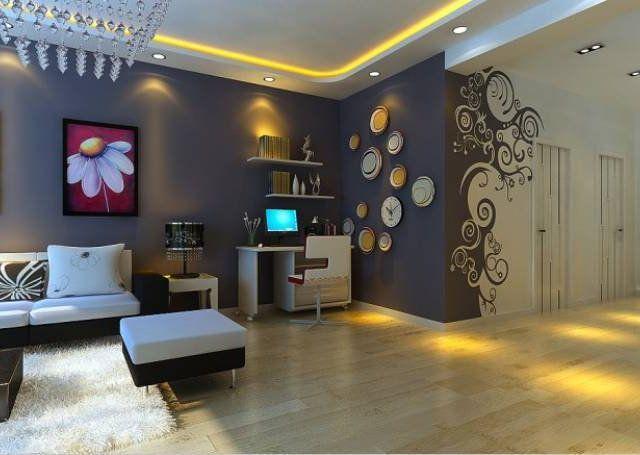 欧式风格墙面乳胶漆颜色效果图 欧式风格乳胶漆颜色调配技巧