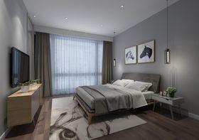 140平米別墅現代簡約風格臥室裝修效果圖