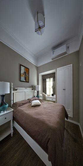 经济型140平米现代简约风格卧室欣赏图