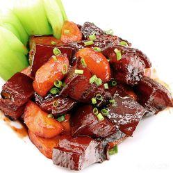 自厨红烧肉