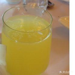 自制柠檬汁