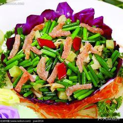 一桶木桶蒜苔饭的好不炒肉饭美食好吃?用户评南站天下天水图片