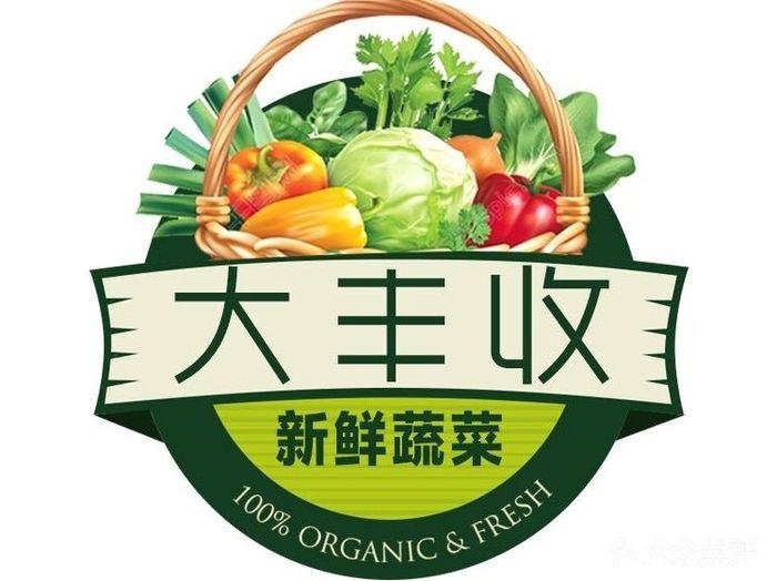 大丰收新鲜蔬菜图片 - 第1张