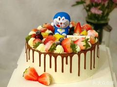 洛菲斯·Art Cake(南开店)的叮当猫