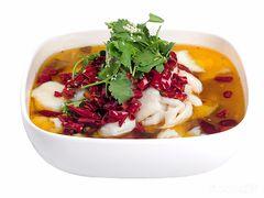 杭州酒家(延安路店)的酸菜鱼