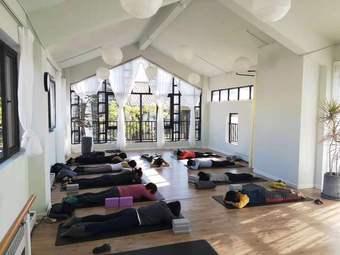 爱立方瑜伽健身工作室
