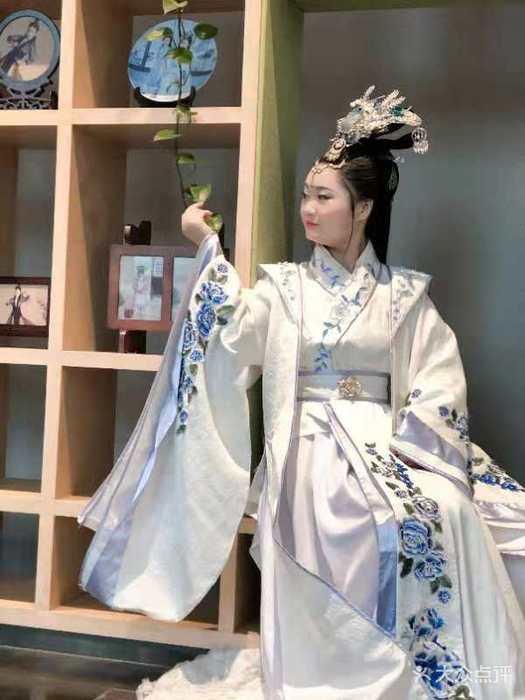凤绫儿中国风儿童摄影(旗舰总店)图片