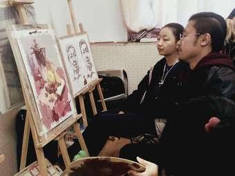 艺美美术专业中高考