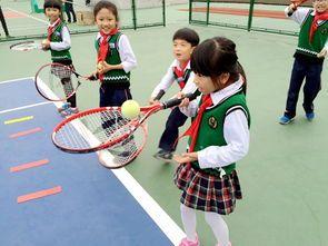 弘搏体育网球培训