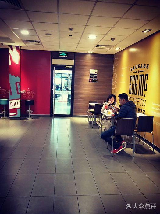 麦当劳(嘉兴南服务区)媒体美食图片
