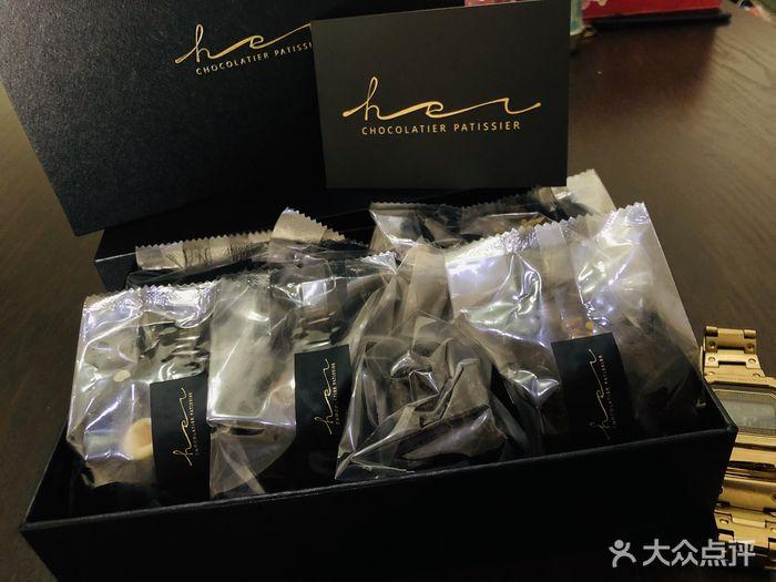 她的巧克力店 上海 第18张