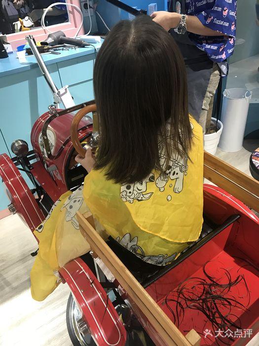 小美匠p&c高端儿童剪发造型(武胜路凯德旗舰店)图片