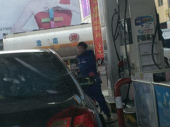 中国石化霍邱经营部发卡网点加油站