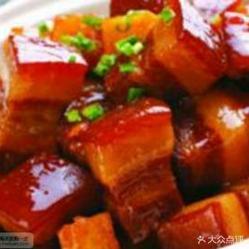 渣渣田鸡(杨家坪店)的秘制红烧肉套饭好不好吃肥肠儿图片