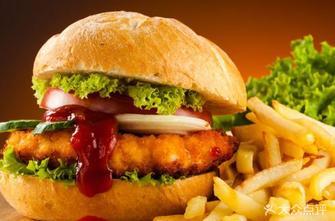 美滋Q汉堡