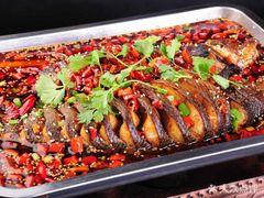 重庆鸡公煲(真光路店)的烤鲶鱼