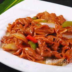 连诚饭店的溜销量好不好吃?口味v饭店肥肠韩国用户年泡菜图片