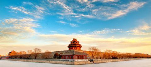 【北京等】北京北京香江戴斯酒店2晚+双人北京故宫门票-美团