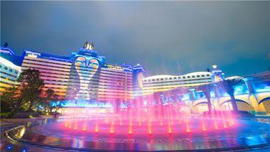 【珠海等】珠海长隆企鹅酒店1晚+双早+双人海洋王国2日门票+双人自助午餐/晚餐-美团