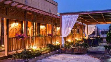 【杭州等】杭州帝景大酒店1晚+双早+双人飞来峰门票-美团