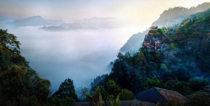 齐云山风景区