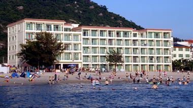 【惠州等】金色沙滩度假酒店+巽寮湾/巽寮湾海之星游艇-美团