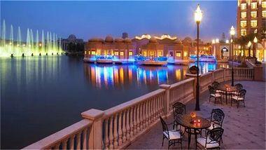 【清远等】清远狮子湖喜来登度假酒店1晚+双早+双人狮子湖休闲旅游区门票-美团