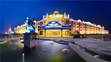 【德州等】济南欧乐堡骑士度假酒店1晚+双人泉城欧乐堡梦幻世界门票+双人早餐-美团
