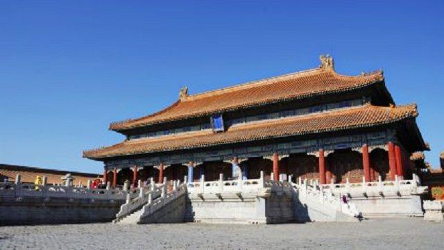 北京好特热温泉酒店1晚+双早+双人北京故宫(上