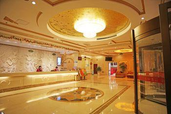【上海等】上海鸿锦国际酒店1晚+双人迪士尼门票+双早-美团