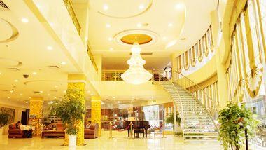 【宜昌等】宜昌峡州宾馆1晚+双早+双人三峡人家门票+双人三峡人家一日游-美团