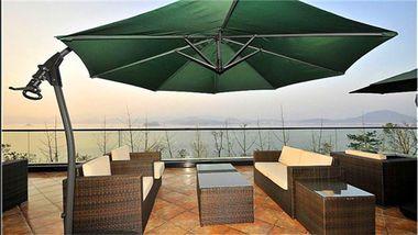【杭州等】千岛湖花园度假酒店1晚+双人水之灵+双早-美团