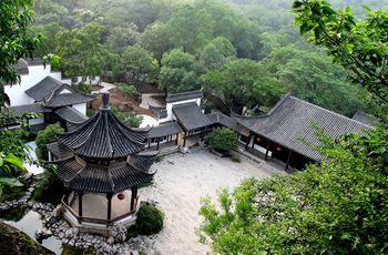 【滁州等】滁州斯亚酒店1晚+双早+双人琅琊山景区门票-美团