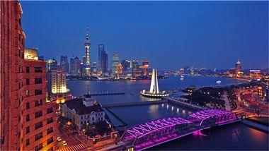 【上海等】上海大厦酒店1晚+双早+双人金茂大厦等多景点可选-美团