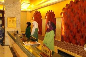 【西宁等】西宁穆斯林大厦1晚+双早+双人塔尔寺等多景点可选-美团