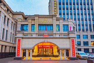 灵石金麒麟大酒店