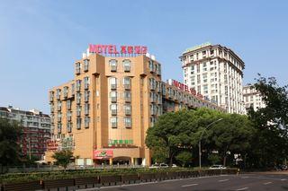 莫泰酒店(宁波世纪东方广场百丈东路店)
