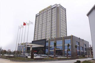 武穴武月国际大酒店
