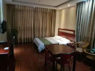 格林联盟酒店(天长广陵路店)
