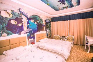 爱妃堡主题酒店