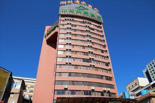 山水时尚酒店(昆明火车站广场机场大巴站店)